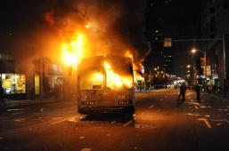 whites riot after San Francsisco baseball team lost