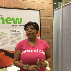 Tempie Satcher, founder of Ladies of Life, our suicide prevention group