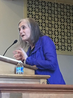 Amy Goodman, 'The KKK was homegrown in the US'.